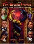 Dwugłowy wąż dostępny w druku