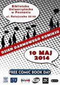 Dzień Darmowego Komiksu w Poznaniu