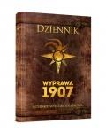 Dziennik: Wyprawa 1907
