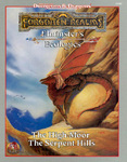 Elminster's Ecologies, Appendix II: The High Moor The Serpent Hills