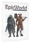 Epic World w drukarni