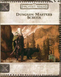 Forgotten Realms Dungeon Master's Screen