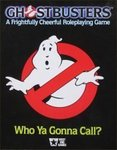 Ghostbusters: A Frightfully Cheerful Roleplaying Game