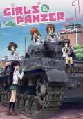 Girls und Panzer #1