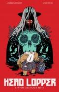 Head Lopper (wydanie zbiorcze) #1: Wyspa albo Plaga Bestii