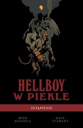 Hellboy w piekle #1: Zstąpienie