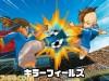Inazuma Eleven 3 strzela gola nowymi screenami