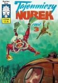 Kapitan Żbik #30: Tajemniczy nurek (wyd. III – Ongrys)