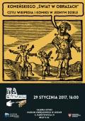 """Komeńskiego """"Świat w obrazach"""", czyli Wikipedia i komiks w jednym dziele - prelekcja"""