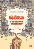 Komiks edukacyjny Róża