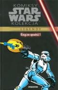 Komiksy Star Wars Kolekcja. Legendy #01: Klasyczne opowieści #1 (wyd. 1)