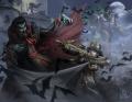 Końcówka zbiórki na Leagues of Gothic Horror
