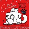 Kot Simona. Kalendarz 2013