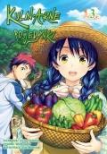 Kulinarne pojedynki. Shokugeki no Souma #03
