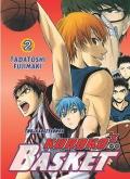 Kuroko's Basket #02: Twoja koszykówka