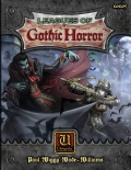 Leagues of Gothic Horror dostępne