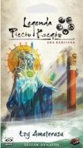 Legenda Pięciu Kręgów: Gra karciana – Cykl Cesarski. Łzy Amaterasu (zestaw dynastii)