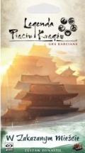 Legenda Pięciu Kręgów: Gra karciana – Cykl Cesarski. W Zakazanym Mieście (zestaw dynastii)