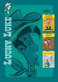 Lucky Luke #06: Dwudziesty pułk, Eskorta, Zasieki na prerii