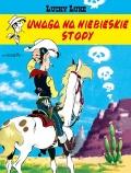 Lucky Luke #10: Uwaga na Niebieskie Stopy