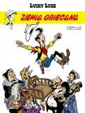 Lucky Luke #80: Ziemia obiecana