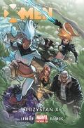 Marvel Now! 2.0 Extraordinary X-Men #1: Przystań X