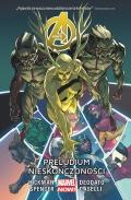 Marvel Now! Avengers (wyd. zbiorcze) #3: Preludium nieskończoności
