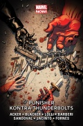 Marvel Now! Thunderbolts (wyd. zbiorcze) #5: Punisher kontra Thunderbolts