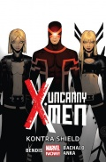 Marvel Now! Uncanny X-Men (wyd. zbiorcze) #4: Uncanny X-Men kontra SHIELD