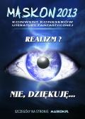 Maskon 2013: Konwent Koneserów Literatury Fantastycznej