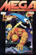 Mega Marvel #04 (3/1994): The Fantastic Four i The Infinity War