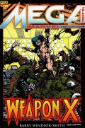 Mega Marvel #05 (4/1994): Weapon X
