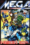 Mega Marvel #10 (1/1996): X-Cutioner's Song, cz. 2