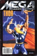 Mega Marvel #17 (4/1997): Thor. Worldengine