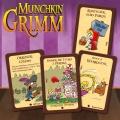 Munchkin Grimm i Ruszyłbym na Smoka już w sprzedaży