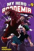 My Hero Academia. Akademia bohaterów #09 - #13