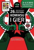 Nagrody XXVI Międzynarodowego Festiwalu Komiksu i Gier w Łodzi