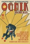 Ognik. Cichociemny superbohater! #1: Projekt W.A.R. (war. I)