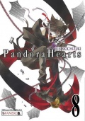 Pandora Hearts #08