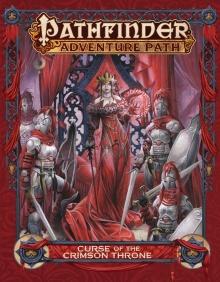 Pathfinder Adventure Path: Curse of the Crimson Throne, część V