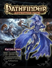 Pathfinder: Carrion Crown – The Haunting of Harrowstone
