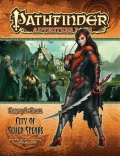 Pathfinder: Serpent's Skull – City of Seven Spears