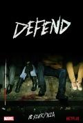 Pierwszy zwiastun Defenders Marvela