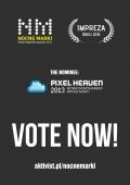 Pixel Heaven nominowane do Nocnych Marków