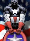 Plakat Kapitana Ameryki
