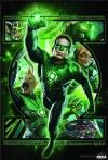 Plakaty kolekcjonerskie Green Lantern