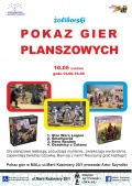 Planszówki na Żoliborzu