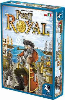 Port Royal (ed. Pegasus Spiele)