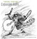 Postępy prac nad The Mutant Epoch: Expansion Rules