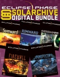 Promocja SolArchive do Eclipse Phase na DriveThruRPG